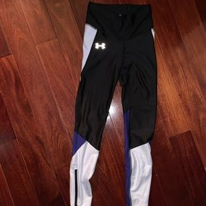 Under Armour Women's Leggings w/ zipper